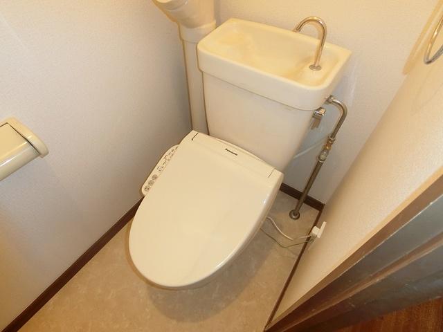 エクセル篠栗 / 406号室トイレ