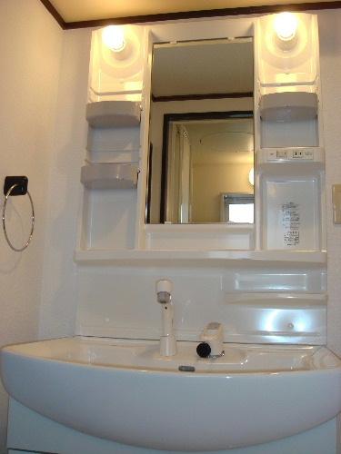 サンハイツKUDO / 202号室洗面所