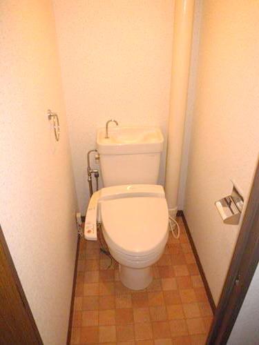 ファミール篠栗 / 405号室トイレ