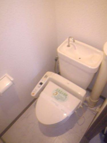 エクセルいまはせ / 105号室トイレ