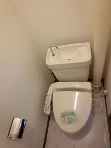 エクセルいまはせ / 202号室トイレ