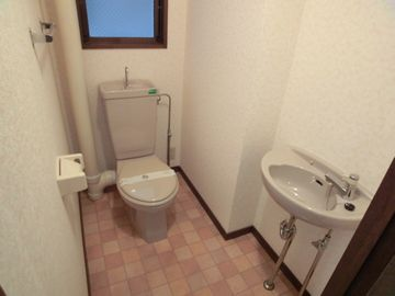 グランドール藤本 / 202号室トイレ