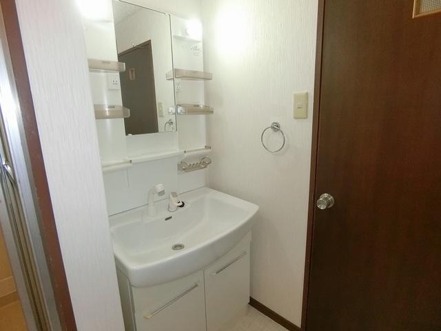 ガーデンハイツ志免 / 303号室洗面所