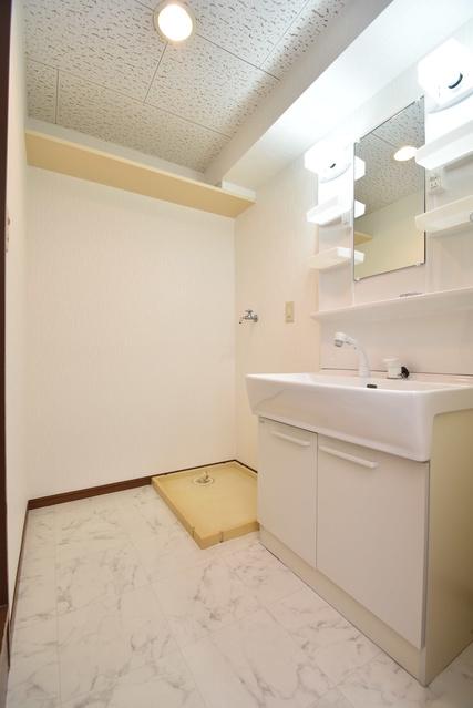 タウンコート志免 / 401号室洗面所