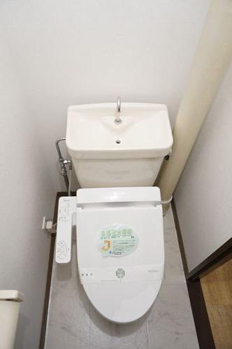 エクセルE・F / 207号室トイレ