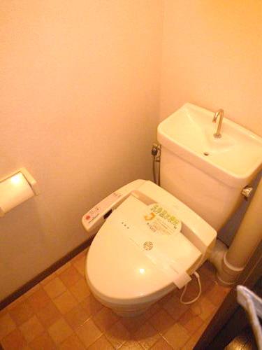 エクセルE・F / 301号室トイレ