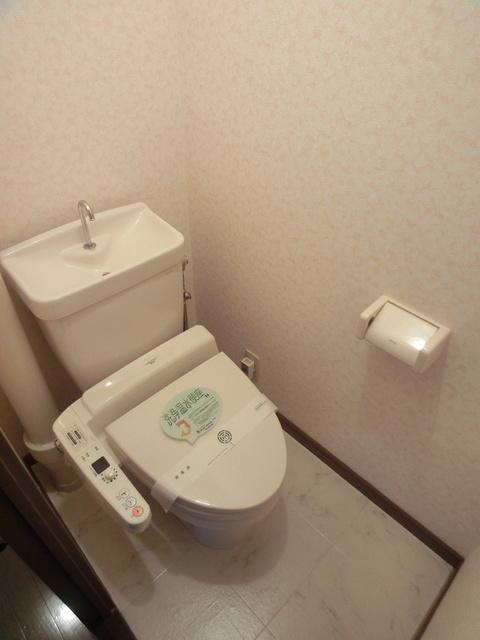 エクセルE・F / 306号室トイレ