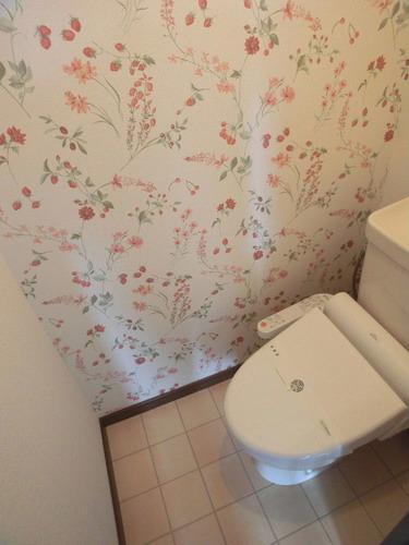 エクセルE・F / 307号室トイレ