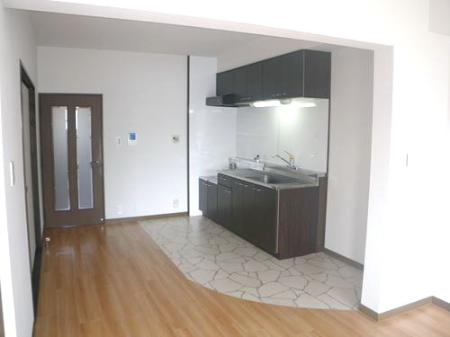 エクセルE・F / 402号室キッチン