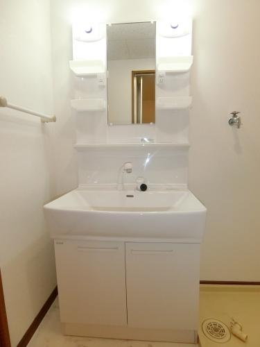 コムフォート・シティ / 202号室洗面所