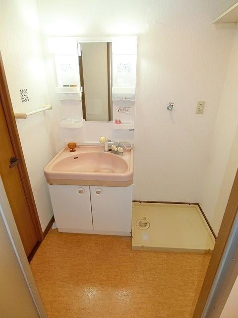 コムフォート・シティ / 403号室洗面所