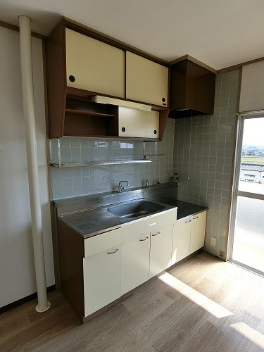 工藤ビル / 401号室キッチン