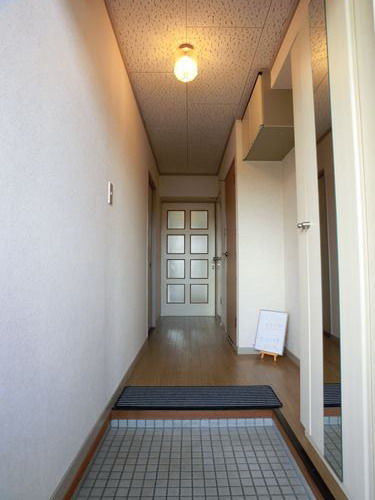シティハイツ篠栗 / 401号室玄関