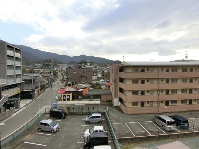 シティハイツ篠栗 / 402号室眺望
