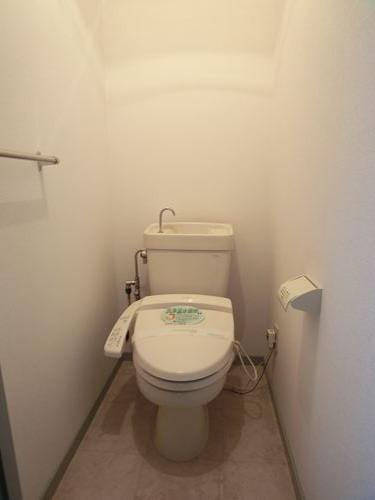 シティハイツ篠栗 / 503号室トイレ