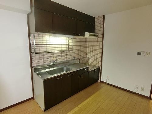 リバーサイド貝田 / 102号室キッチン