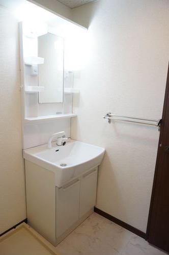 リバーサイド貝田 / 201号室洗面所