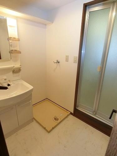 リバーサイド貝田 / 302号室洗面所