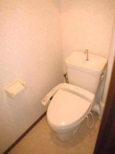 サンシャイン篠栗 / 2-202号室トイレ