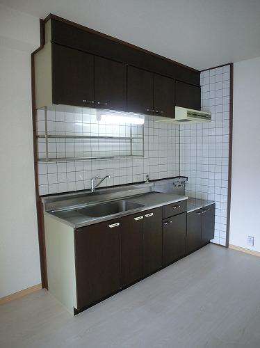 サンシャイン篠栗 / 2-402号室キッチン