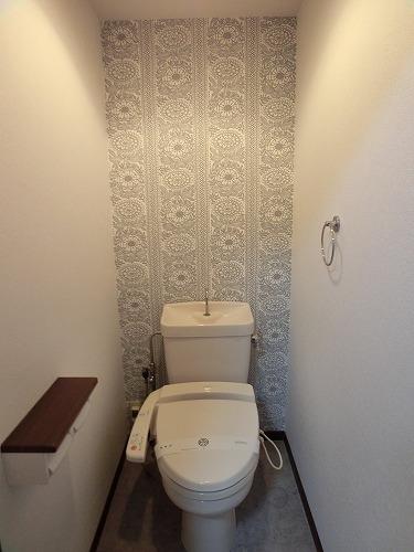 レジデンス・ウィステリア24 / 106号室トイレ