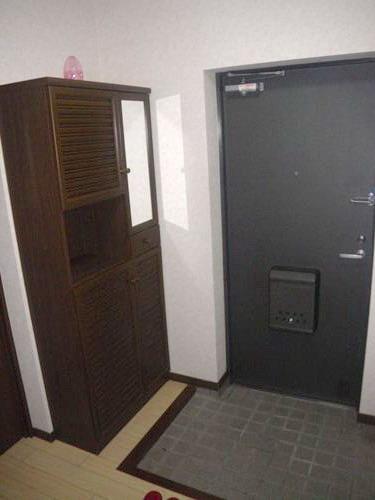 レジデンス・ウィステリア24 / 107号室玄関