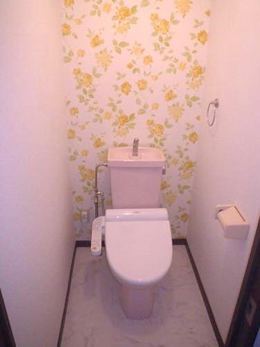 エースワン粕屋 / 202号室トイレ