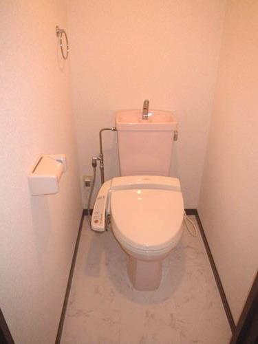 エースワン粕屋 / 301号室トイレ