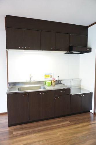 エースワン粕屋 / 303号室キッチン