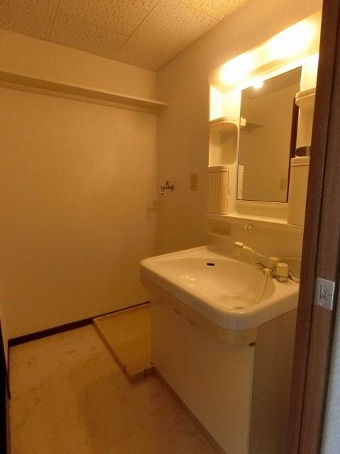 セントレージ博多 / 303号室洗面所