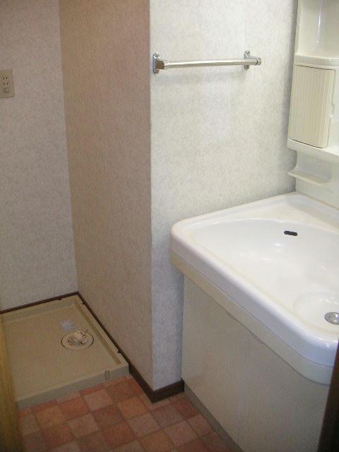 プレミール須恵 / 203号室洗面所
