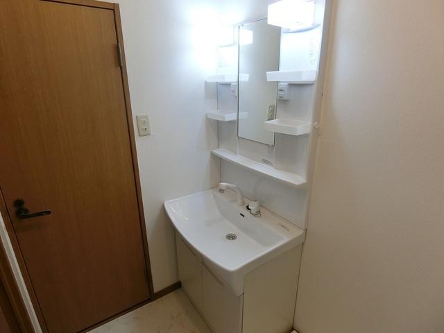 ティアラ 安川 / 203号室洗面所
