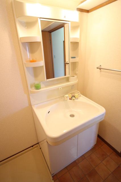 サンヒルズTAKEDAⅡ / 302号室洗面所