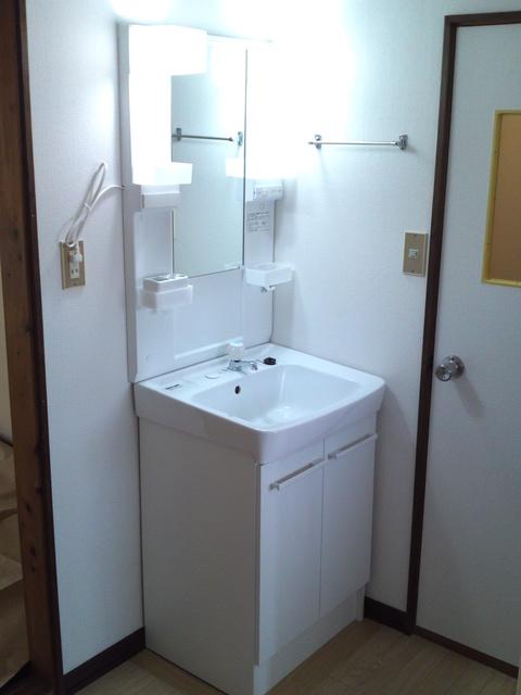 コーポ上野 / 103号室洗面所