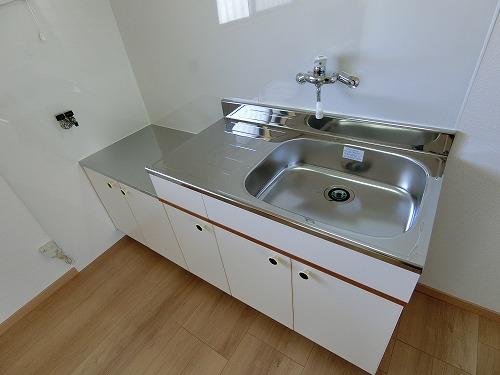 コーポ上野 / 206号室キッチン