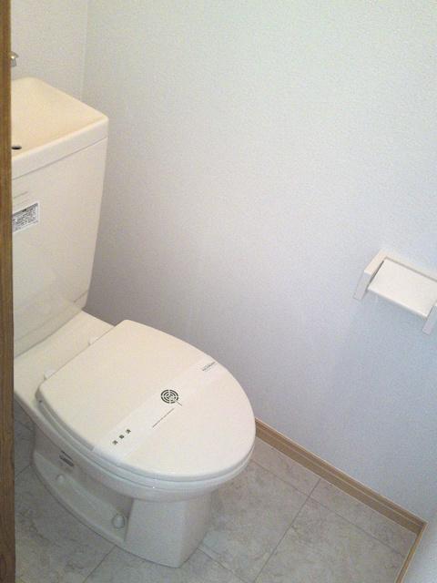 コーポ上野 / 207号室トイレ