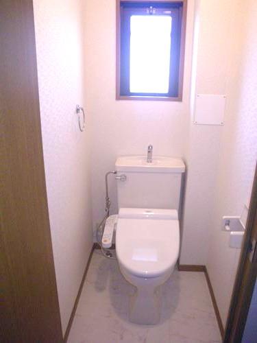 キャピタル長者原 / 102号室トイレ
