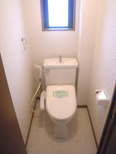 キャピタル長者原 / 105号室トイレ