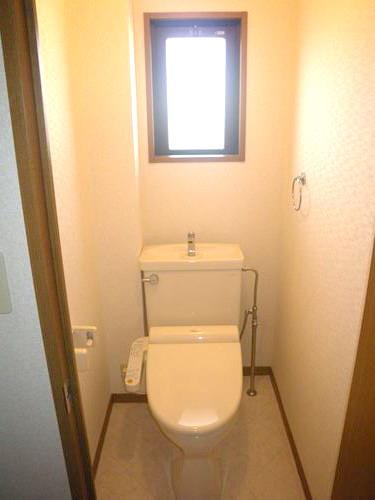 キャピタル長者原 / 301号室トイレ