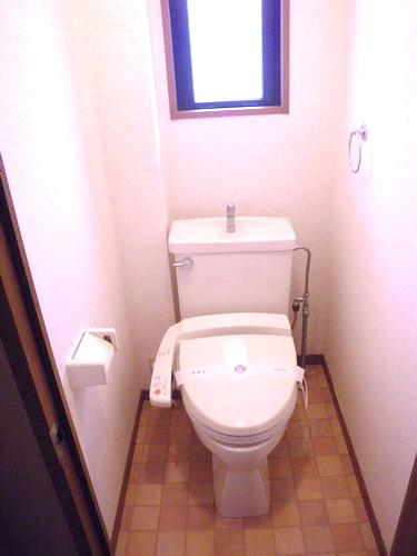 キャピタル長者原 / 302号室トイレ