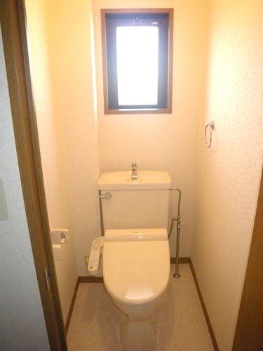 キャピタル長者原 / 401号室トイレ