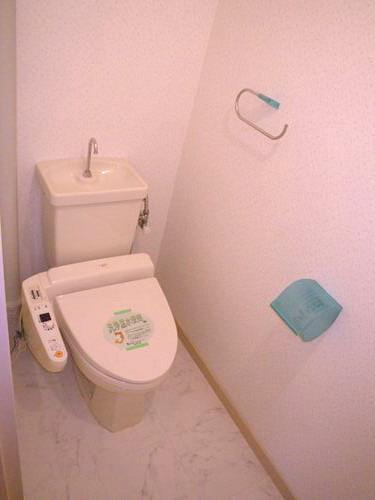サンハイム / 105号室トイレ