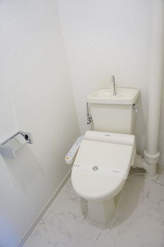 サンハイム / 202号室トイレ