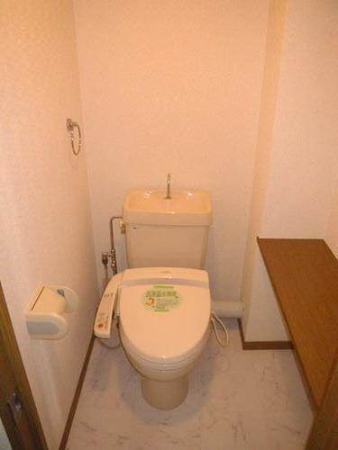 リバーサイド篠栗 / 302号室トイレ
