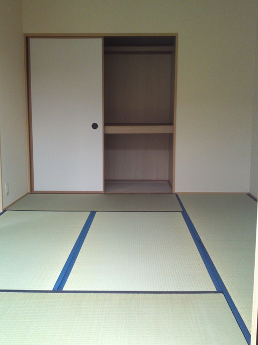 メロディハイツ戸原 / B-101号室和室