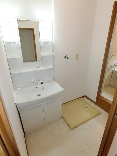 メロディハイツ戸原 / B-102号室洗面所