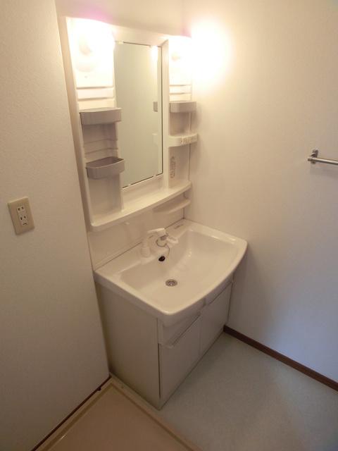 メロディハイツ戸原 / B-103号室洗面所