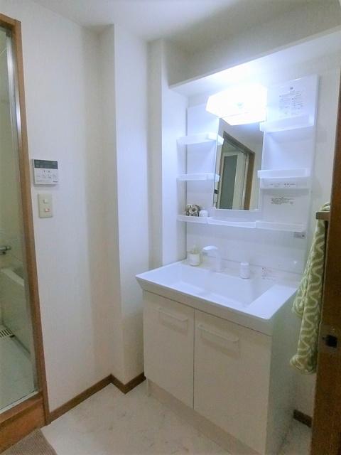 カーサ宮の前 / 103号室洗面所