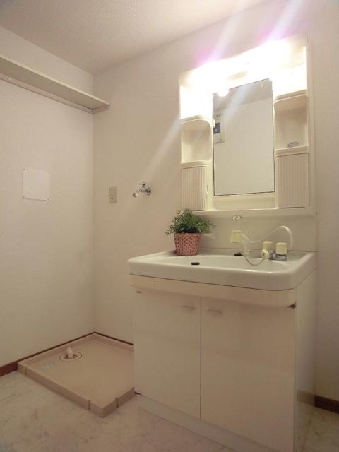 カーサ宮の前 / 105号室洗面所
