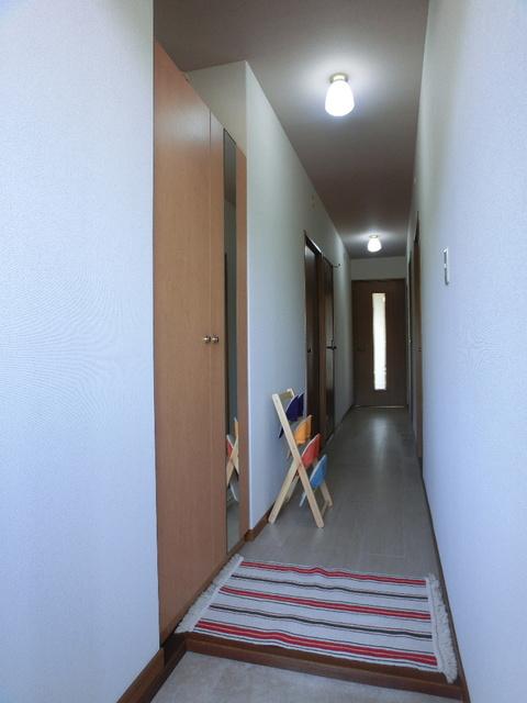 カーサ宮の前 / 302号室玄関